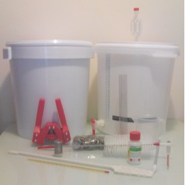 Moonbrewers. Kit completo para Kit todo grano