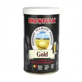 Moonbrewers. Kit cerveza Gold