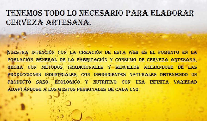 Moonbrewers. Cerveza Artesana